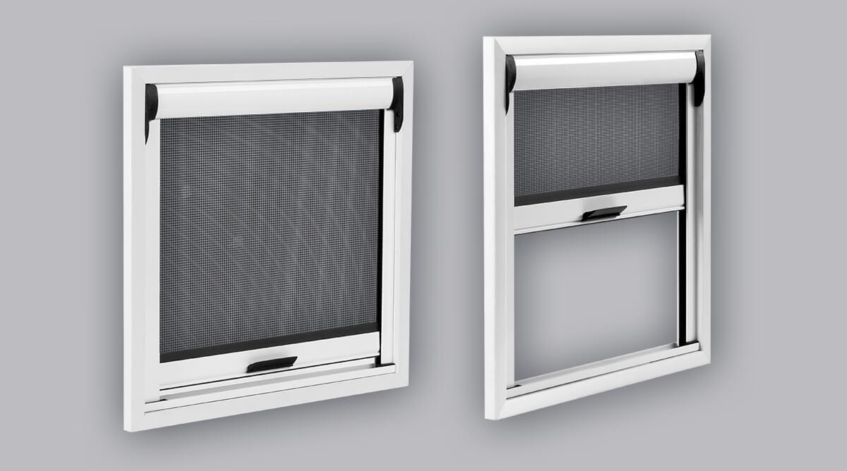 Top Insektenschutz Rollo fürs Fenster - Rojaflex YJ91